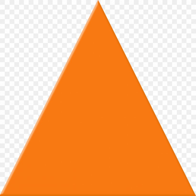 Triangle Shape Clip Art, PNG, 2400x2400px, Triangle, Color Triangle, Drawing, Free Content, Orange Download Free