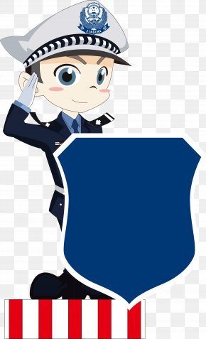 Vector Police - Police Officer Chinese Public Security Bureau PNG