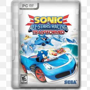 Sonic Icon - Sonic & Sega All-Stars Racing Sonic & All-Stars Racing Transformed Wii U Xbox 360 PlayStation PNG