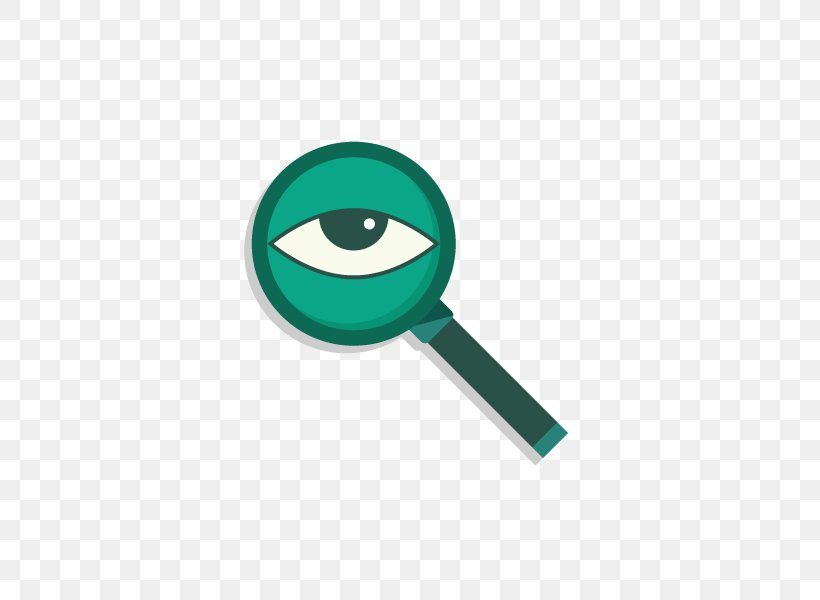Magnifying Glass Euclidean Vector Eye, PNG, 600x600px, Magnifying Glass, Data, Element, Eye, Green Download Free
