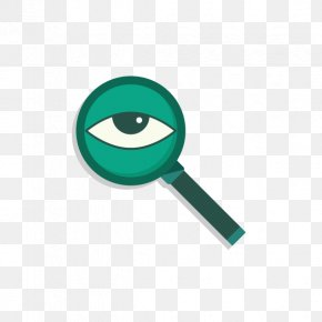 Vector Magnifying Glass - Magnifying Glass Euclidean Vector Eye PNG