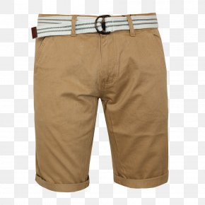 Punk - Bermuda Shorts Trunks Khaki Pants PNG