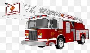 Firefighter - Fire Engine Firefighter Truck Firefighting PNG