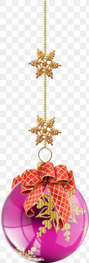 Winter Snowflake Golden Curtain - Christmas Decoration Christmas Ornament Crystal Ball PNG