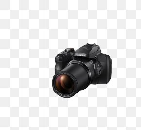 SLR Cameras - FinePix S1 Pro Zoom Lens Fujifilm Bridge Camera PNG