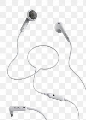 Blue Apple Earbuds Écouteur MicrophoneHeadphones - Headphones De Func +Talk Earphones PNG