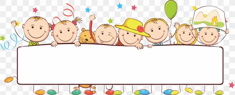 Banner Child Illustration Png 3539x1440px Child Area Cartoon Clip Art Drawing Download Free