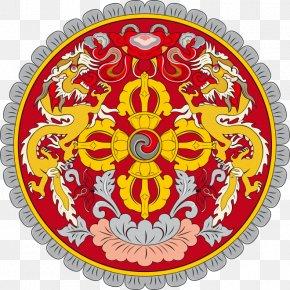 Symbol - Emblem Of Bhutan Flag Of Bhutan National Symbols Of Bhutan National Emblem PNG