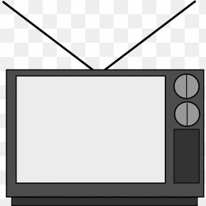Television Pictures - Television Vintage TV Free-to-air Clip Art PNG