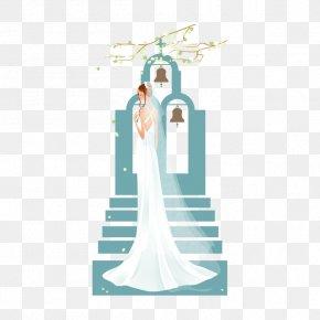 Wedding - Bride Wedding Illustration PNG