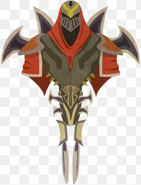 League Of Legends - League Of Legends Zed Blade Video Game PNG