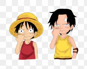 Ace - Monkey D. Luffy Portgas D. Ace Monkey D. Garp Shanks One Piece PNG