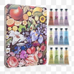 Handcream - Lotion Crabtree & Evelyn Ultra-Moisturising Hand Therapy Cream Lip Balm PNG
