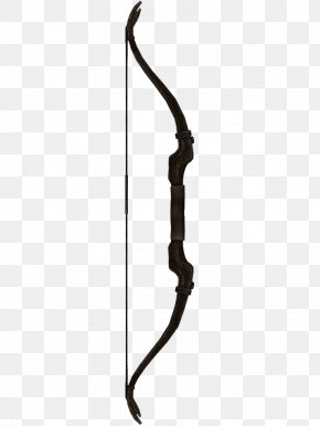 Animated Bow And Arrow - The Elder Scrolls V: Skyrim The Elder Scrolls Online Oblivion Bow And Arrow Clip Art PNG