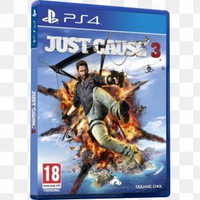 Xbox - Just Cause 3 Just Cause 2 PlayStation 2 Xbox 360 PlayStation 4 PNG
