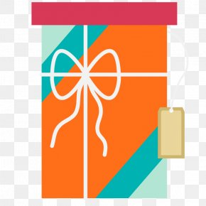 Vector Art Gift Box - Gift Box Clip Art PNG
