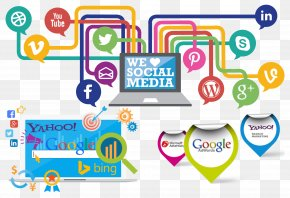 Social Network - Social Media Marketing Social Media Optimization Business PNG