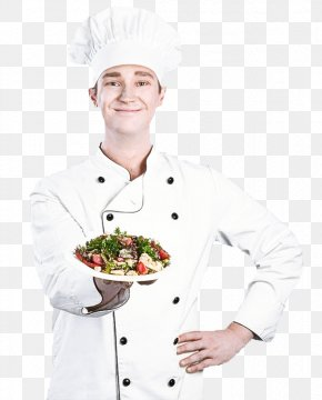 Food Cooking - Cook Chef's Uniform Chef Chief Cook Uniform PNG