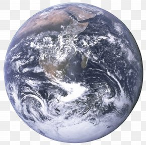 Earth - Earth The Blue Marble Apollo 17 PNG