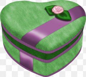 Green Gift Box - Box Gift Green PNG