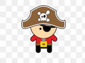 Cute Kids HD - Piracy Child International Talk Like A Pirate Day Clip Art PNG