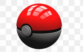 Pokeball - Pokémon GO Pokémon FireRed And LeafGreen PNG
