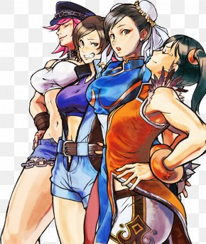 Street Fighter - Street Fighter X Tekken Tekken X Street Fighter Street Fighter IV Chun-Li Cammy PNG