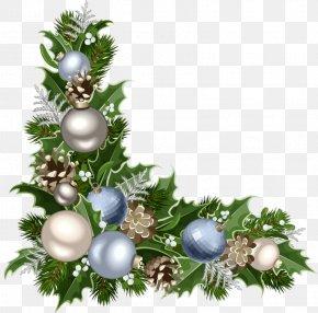 Christmas Border - Christmas Decoration Christmas Ornament Christmas Tree PNG
