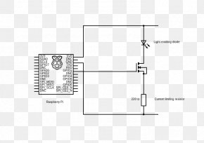 Raspberry Pi Icons - Circuit Diagram Wiring Diagram Schematic Electronic Circuit PNG
