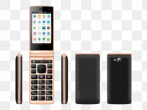 Smartphone - Feature Phone Smartphone Aspera F24 Clamshell Design Cellular Network PNG