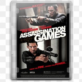 Assassination Game - Soldier Poster Gun Mercenary Action Film PNG