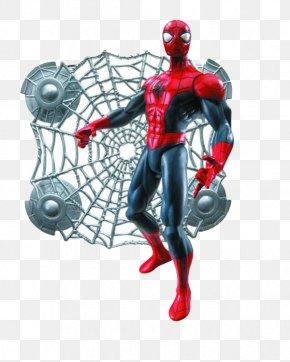 Ultimate Spiderman - Ultimate Spider-Man Spider-Woman (Jessica Drew) Venom Iron Spider PNG