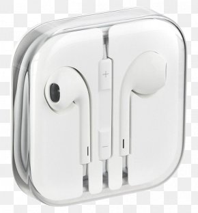Headphones - IPhone 4S IPhone 6 IPhone 5 Apple IPhone 8 Plus Apple Earbuds PNG