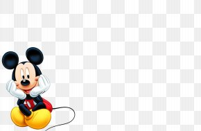 Mickey Mouse - Mickey Mouse Minnie Mouse The Walt Disney Company PNG