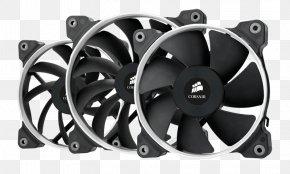 Computer Fan - Computer Cases & Housings Corsair Components Computer Fan Computer System Cooling Parts PNG