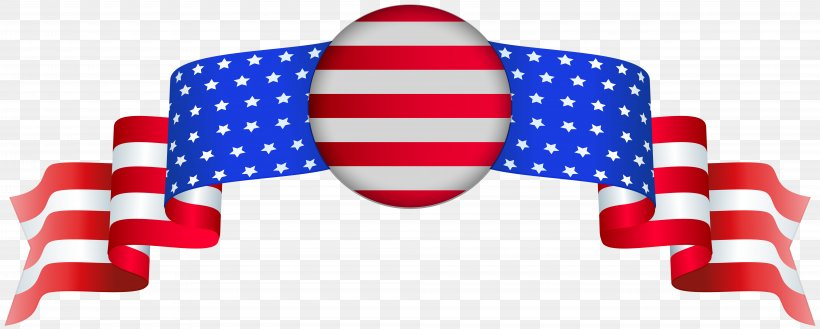 Flag Of The United States Clip Art, PNG, 8000x3211px, United States, Art, Banner, Fashion, Fashion Accessory Download Free