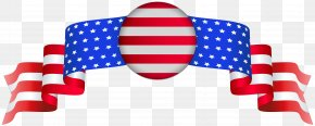 Cuisine Of The United States - Flag Of The United States Clip Art PNG