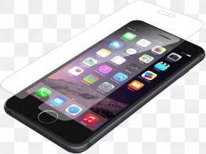 Screen Protector - IPhone 7 IPhone 6S IPhone 6 Plus Zagg InvisibleShield Screen Protector PNG