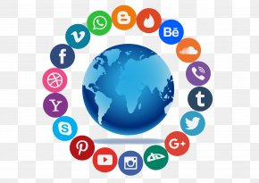 Social Media - Social Media Business Marketing Organization PNG