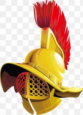 Roman Helmet - Helmet Knight PNG