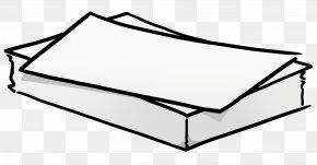 Notebook - Paper Clip Notebook Clip Art PNG