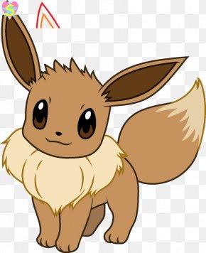 Eevee Clipart Pokemon - Eevee Vector Graphics Drawing Clip Art Image PNG