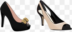 High-heeled Sandals Fish Head Shoes - Shoe High-heeled Footwear Sandal Clip Art PNG