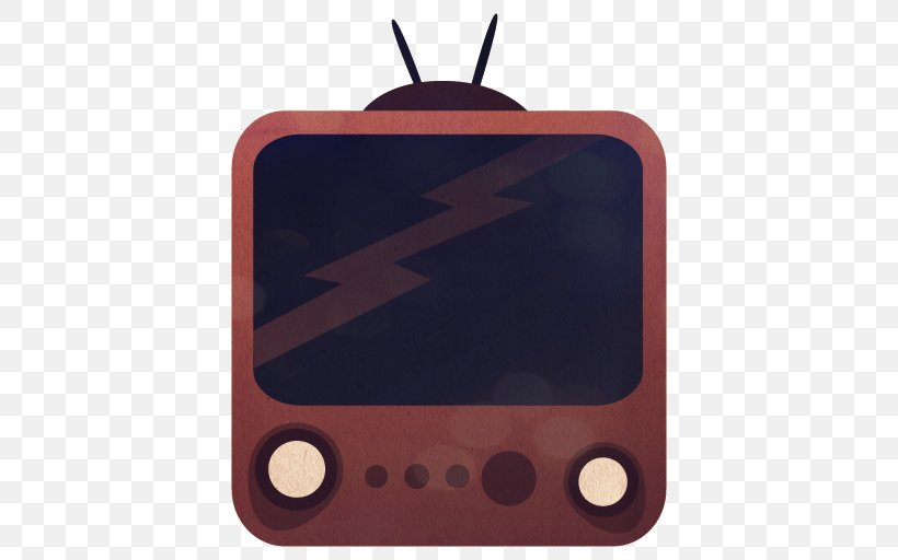 Television Show ICO Icon, PNG, 512x512px, Television, Android, Android Application Package, Electronics, Highdefinition Television Download Free