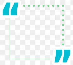 Türk Beyin TakımıBlue And Green Quotation Marks Text Box - Teal Blue Akıl Oyunları PNG