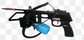 Weight - Trigger Crossbow Pistol Fishing Gun Barrel PNG
