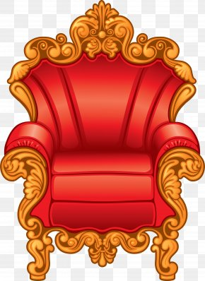 Armchair Image - Throne Stock Illustration Euclidean Vector PNG
