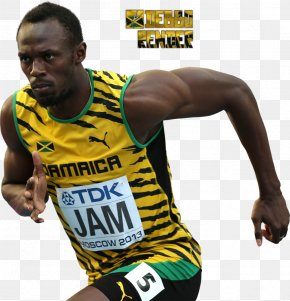 Usain Bolt - Usain Bolt Sprint 2013 World Championships In Athletics Olympic Games 100 Metres PNG