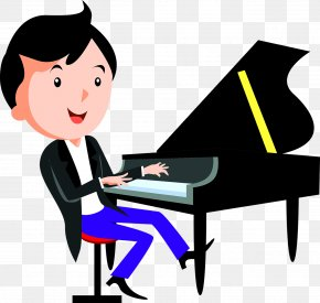 Play Piano - Cartoon Network Piano Drawing PNG