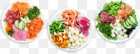 POKE BOWL - Crudités Japanese Cuisine Poke Cuisine Of Hawaii Sushi PNG